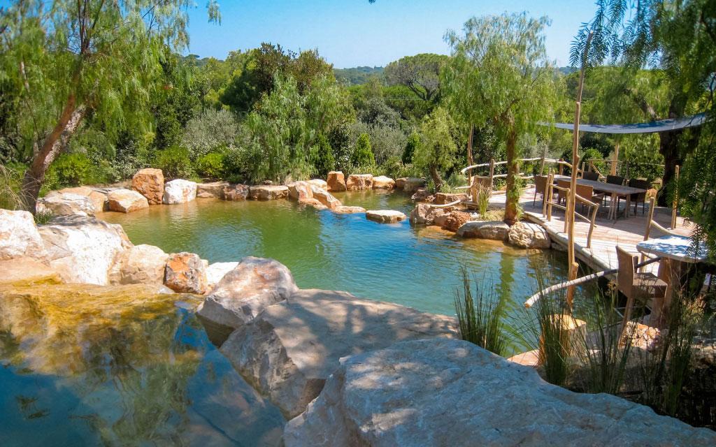 Constructeurs de piscines de r ve et d 39 espaces paysagers for Constructeur de piscine naturelle